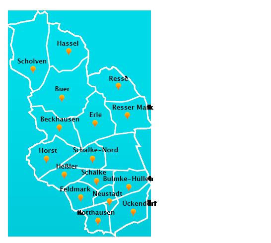 Gartenpflege-Touren in Gelsenkirchen